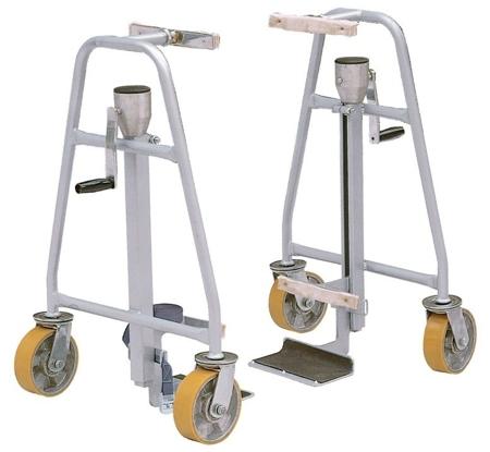 DOSTAWA GRATIS! 310708 Ręczne urządzenia do transportu mebli (udźwig: 600 kg)