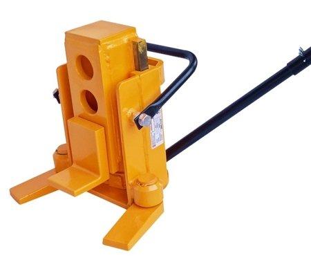 DOSTAWA GRATIS! 44366770 Hydrauliczny podnośnik maszynowy (udźwig: 8000 kg, zakres podnoszenia: 20-160mm)