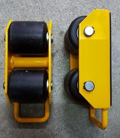 DOSTAWA GRATIS! 44366791 Rolki transportowe, transportery (udźwig: 2500 kg)