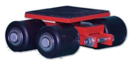 LIFERAIDA Rolka transportowa z dyszlem (nośność: 3 T) 03061587