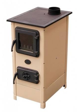 POMA Piec wolnostojący MBS 7kW Hera (kolor: beżowy) - spełnia anty-smogowy EkoProjekt 88876224