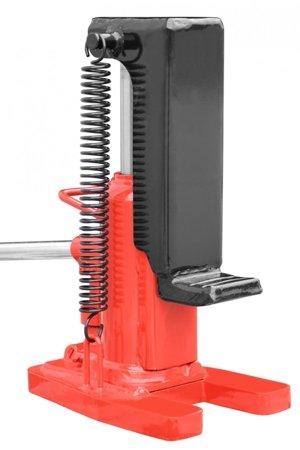 Podnośnik hydrauliczny pazurowy (udźwig: 10 T) 02864738