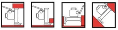 Uniwersalny podnośnik hydrauliczny niskoprofilowy (udźwig: 25 T) 310661